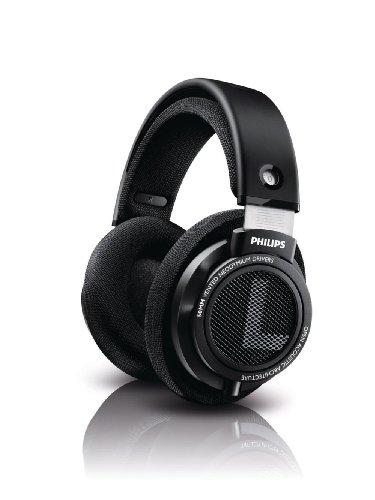 Review de los auriculares supraaurales Philips SHP9500