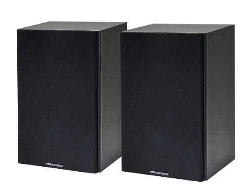 Análisis de los altavoces de estantería Monoprice 108250 (MBS-650)