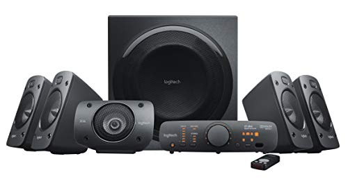 Análisis del sistema de altavoces de sonido envolvente 5.1 Logitech Z906