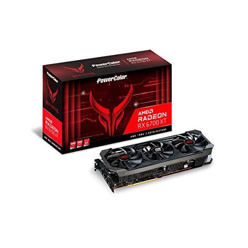 Las 5 mejores tarjetas gráficas AMD RX 6700 XT para comprar