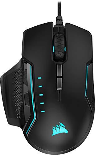 Review del mouse para juegos Corsair Glaive RGB Pro