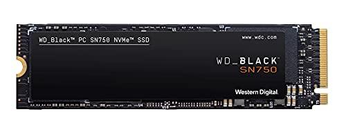 Review del SSD para juegos WD Black SN750 NVMe