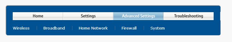 bt home hub firewall