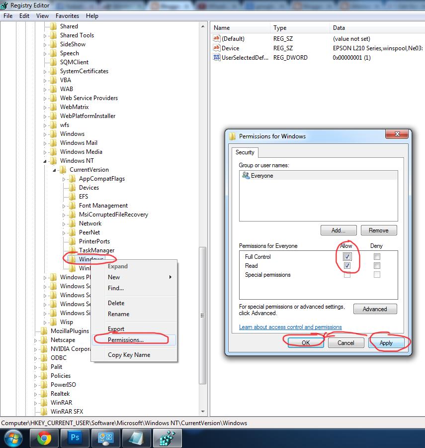 Print Setting Error On Imac Os X Yosemite: Fix: Default Printer Error 0x00000709