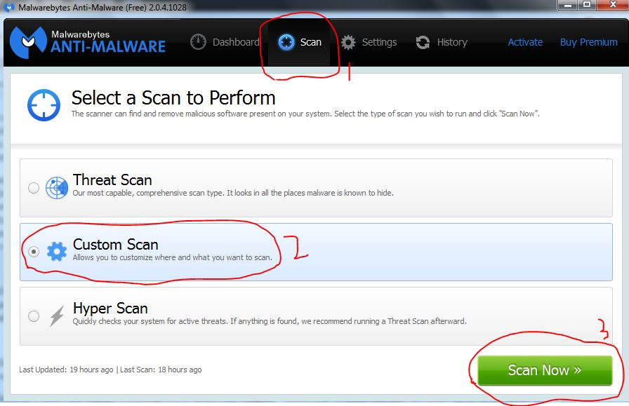 What it usually does is that instead of your default search engine How to WeWatcher Adware from your browsers
