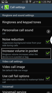Fix: Ring tone volume automatically decreasing after lollipop