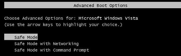 windows 8.1 black screen with cursor
