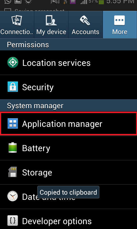 how to fix unfortunately app has stopped android
