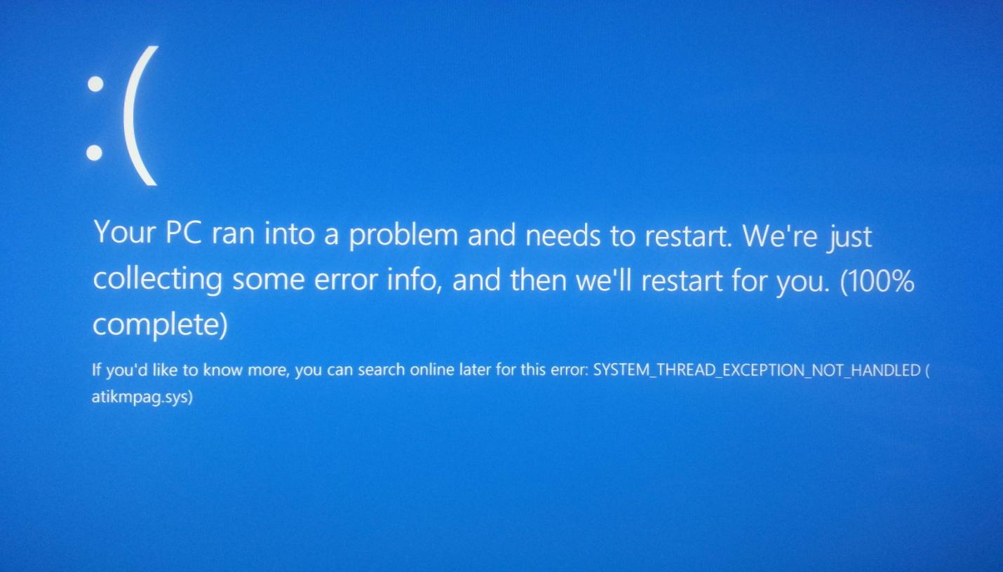 Fix Blue Screen 67