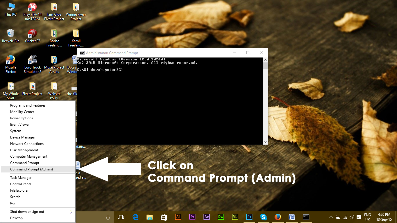 how to i delete windows.old win 10 using cmd