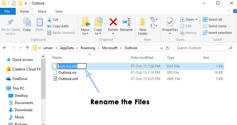 Fix: Outlook crashes with error 0x80000003 (Failed to