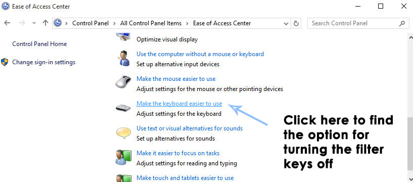 keyboard not working-4