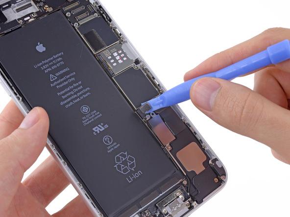 Replace Logic Board Iphone  Plus