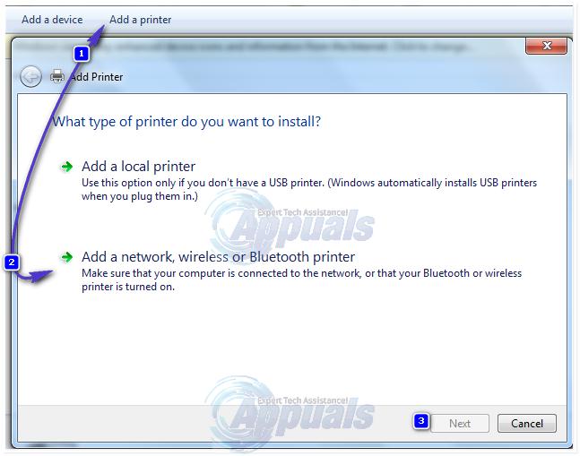 cannot print pdf windows 7 64-bit