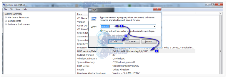 How to Update Gateway Desktop or Laptop BIOS - Appuals com