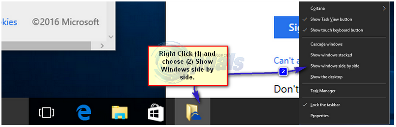 BEST GUIDE: How to Split Screen on Windows 10 - Appuals.com