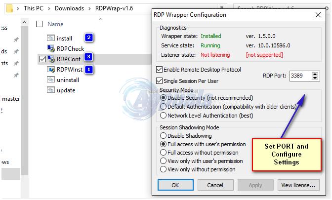 Install Remote Desktop Host On Windows  Home Edition