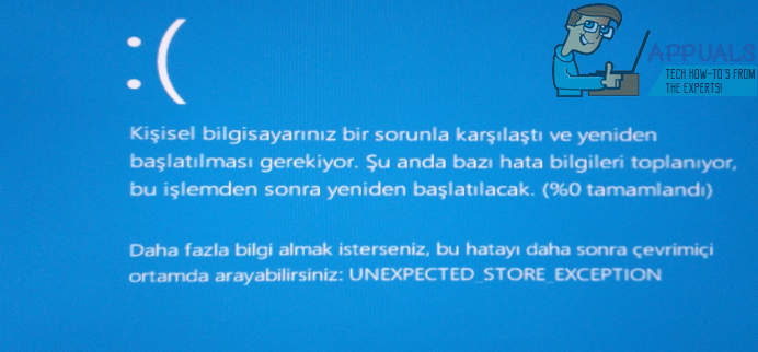 SOLVED: Unexpected Store Exception in Windows 10 - Appuals com