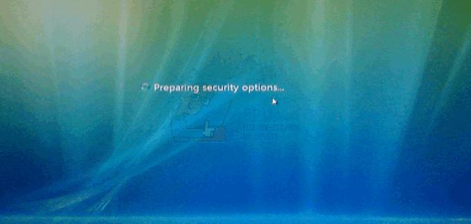 FIX: Windows 7 Stuck at