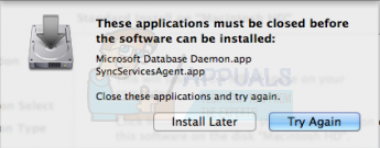 How to Quit SyncServicesAgent on Mac When Updating Office