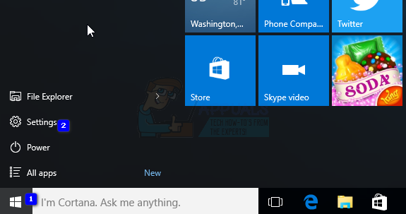 Fix: Mouse Not Scrolling Correctly in Start Menu on Windows 10