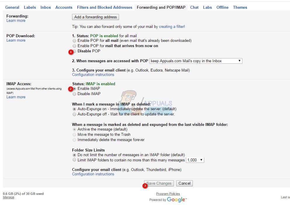 FIX: Outlook Error 1025