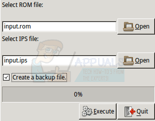 How to Patch ROM Dumps with IPS Files in Linux - Appuals com