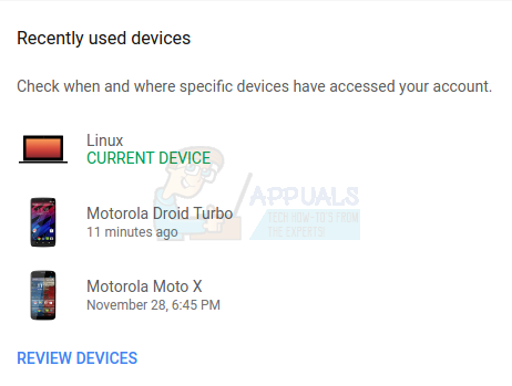 How To Sign Out Of Your Google Account on Other Remote