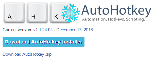 How to Use AutoHotKey to Snap Application to Side Of the