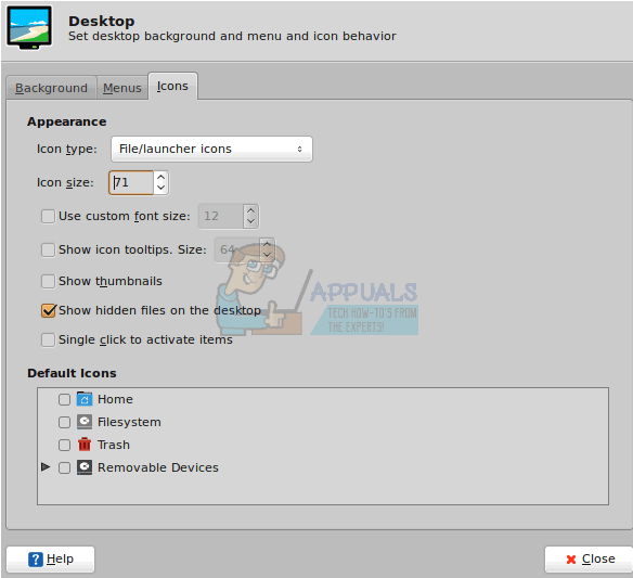 How to Change Desktop Icon's Size on Ubuntu - Appuals com