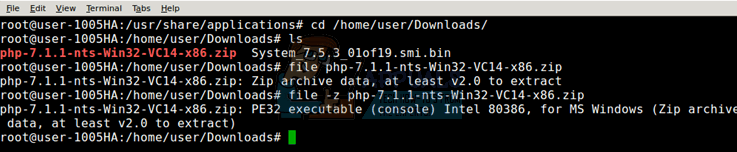 How to Find Compressed Archive Types in Ubuntu Linux