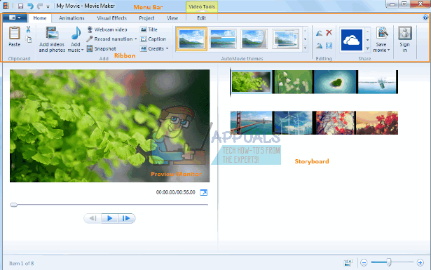 How to fix the no sound issues on windows movie maker.