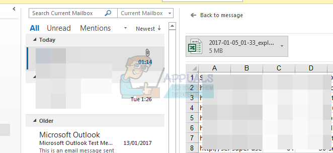 Fix: Outlook 2016 Freezes When Previewing Excel Files - Appuals com