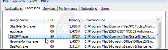 What is isuspm. Exe and how do i remove it?