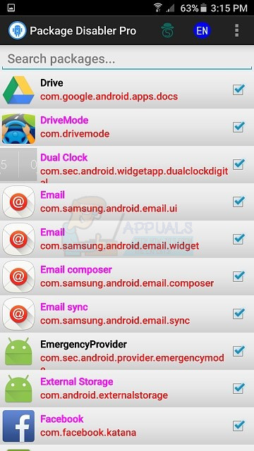 How to Debloat Samsung Phones With or Without Root - Appuals com