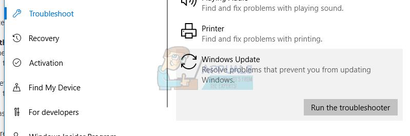 Windows Update Error 0x80070020  Solved
