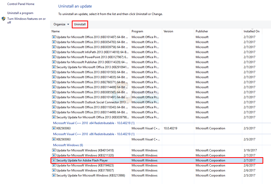 has been receiving numerous updates throughout the year Fix: 100% Disk Usage Windows 10