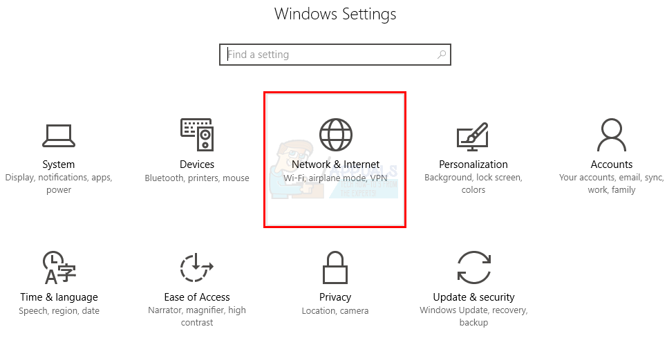 How to Turn Off Metered Connection on Windows 10 - Appuals.com