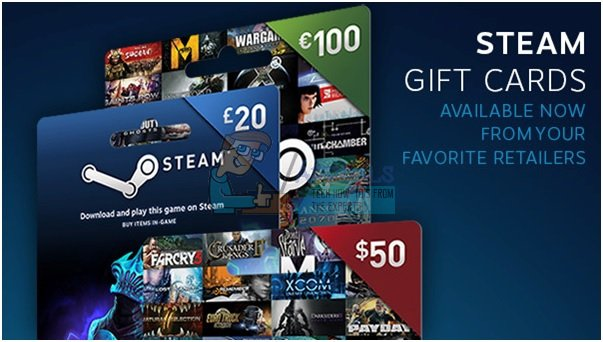 Why Are There No 10 Steam Gift Cards Appuals Com