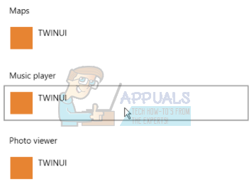 Fix: Apps Getting Resetted to TWINUI - Appuals.com