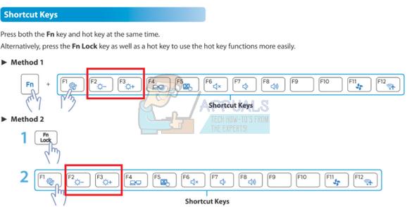 How to Adjust Screen Brightness on Windows 10 - Appuals com