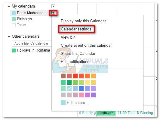 How to Add Google Calendar to Outlook - Appuals com