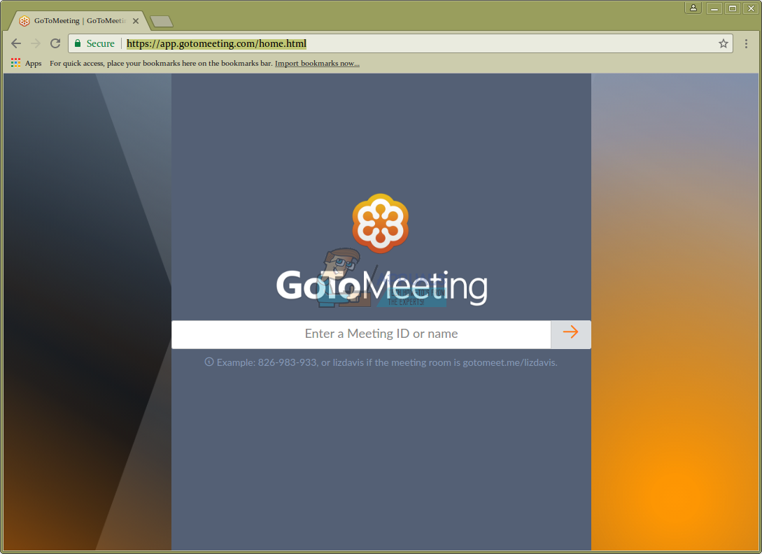 How to Join GoToMeeting on GNU/Linux - Appuals com