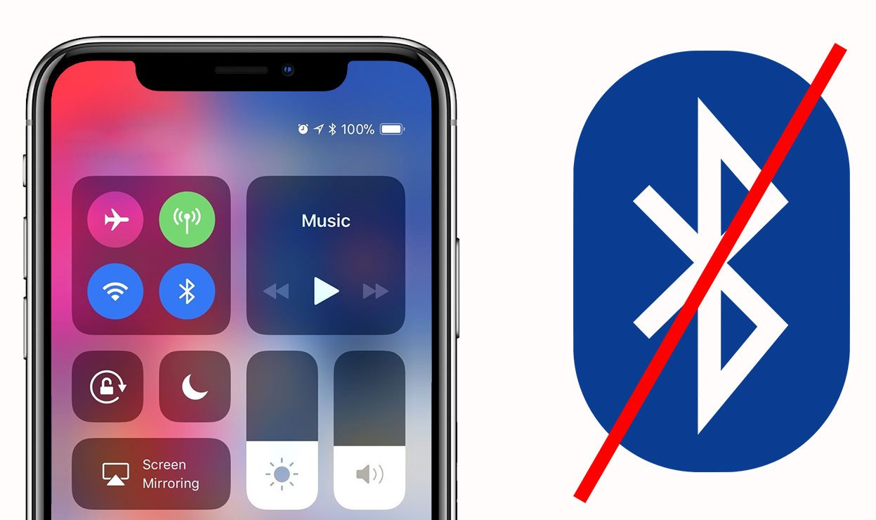 How to Fix iPhone X Losing Bluetooth Connectivity - Appuals com