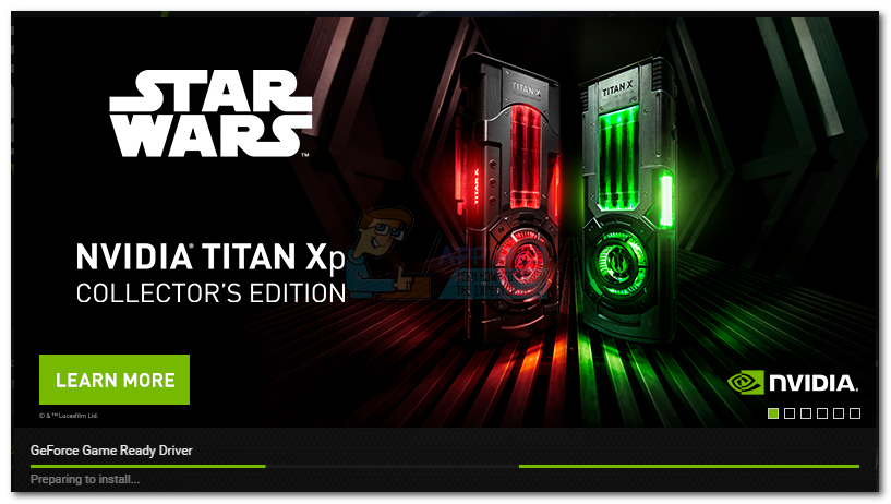 Fix: GeForce Experience Driver Preparing to install - Appuals com