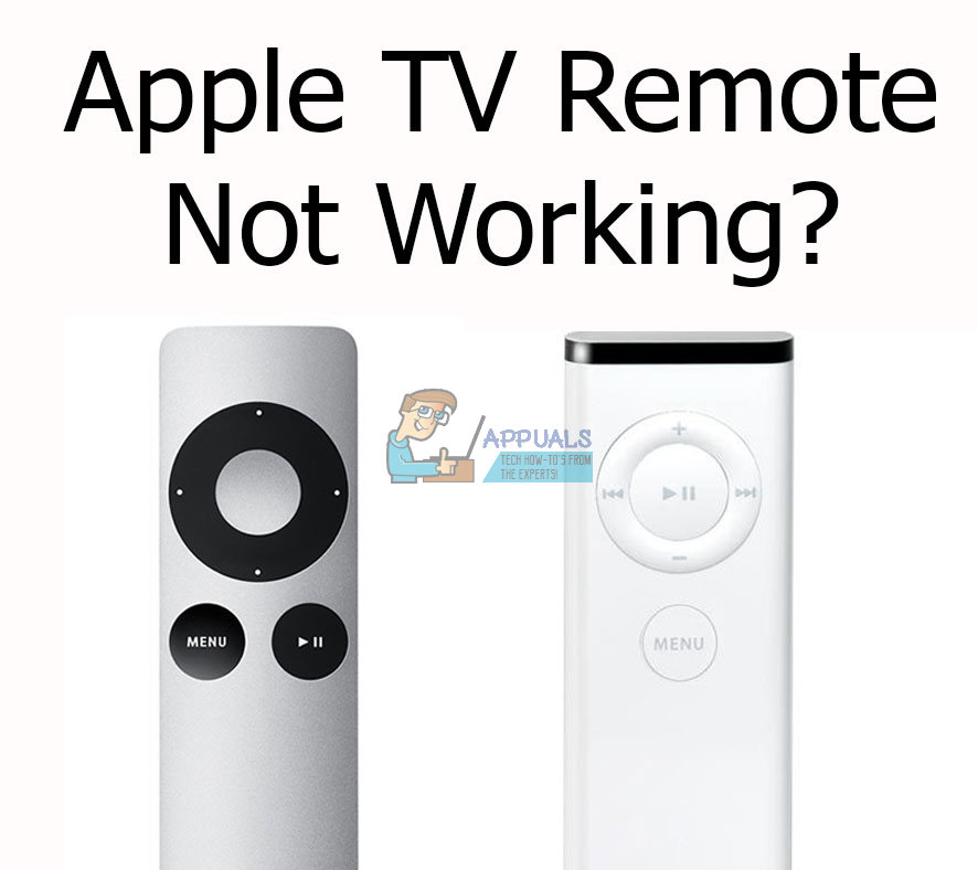 Fix: Apple TV Remote not Working - Appuals com