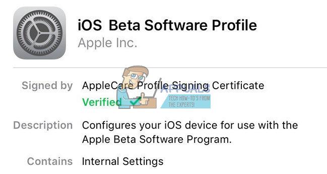 How to Remove Beta Profile From iPhone X and Install