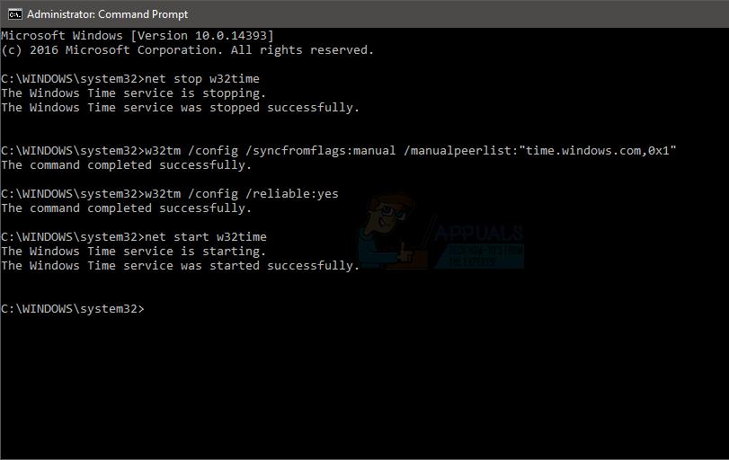 How to Configure Windows Server to Query An external NTP Server