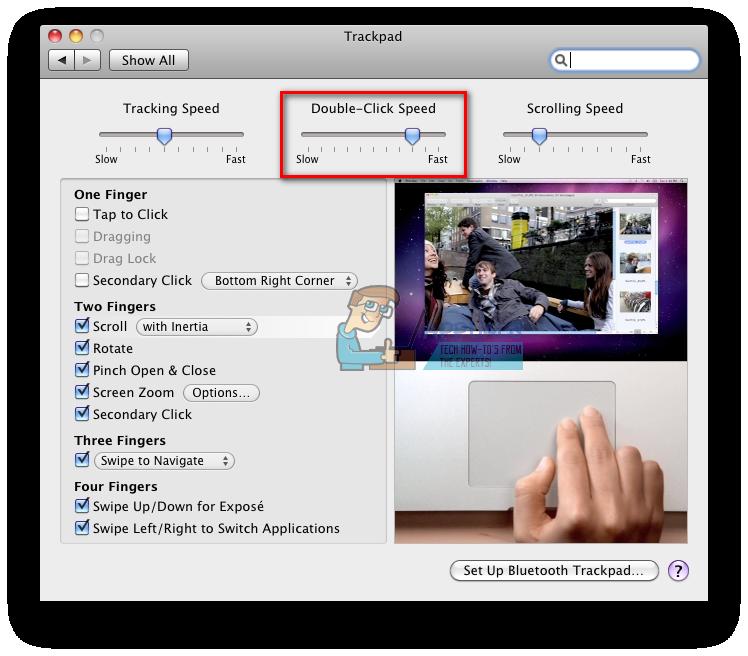 Fix: Mac Trackpad Not Working - Tech Megaluh