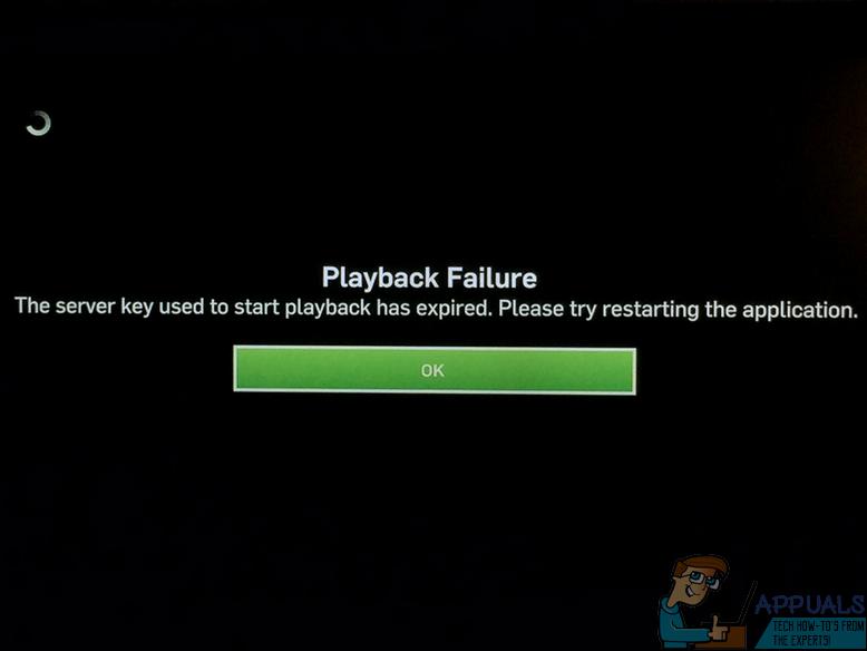 Fix: Hulu Playback Failure - Appuals com